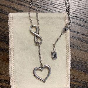 James Avery Infinite Love necklace